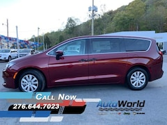 New 2020 Chrysler Voyager L Passenger Van for sale in Harlan, KY