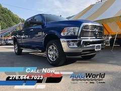 New 2018 Ram 2500 BIG HORN CREW CAB 4X4 6'4 BOX Crew Cab for sale in Harlan, KY