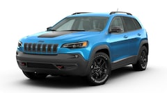 New 2020 Jeep Cherokee TRAILHAWK 4X4 Sport Utility for sale in Harlan, KY