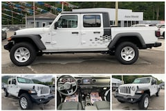 New 2020 Jeep Gladiator SPORT S 4X4 Crew Cab for sale in Harlan, KY