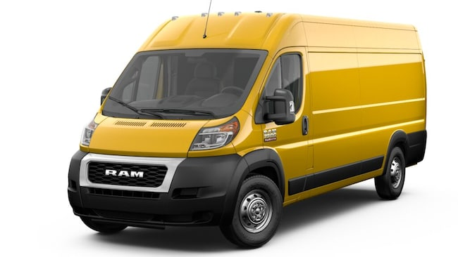 New 2019 Ram ProMaster 3500 CARGO VAN HIGH ROOF 159 WB EXT Extended Cargo Van in Harlan, KY