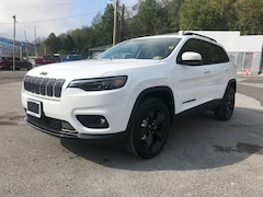 New 2019 Jeep Cherokee ALTITUDE 4X4 Sport Utility 1C4PJMLX2KD283962 for sale in Harlan, KY