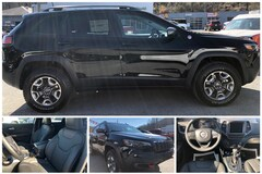 New 2019 Jeep Cherokee TRAILHAWK ELITE 4X4 Sport Utility for sale in Harlan, KY