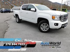 Used 2019 GMC Canyon For Sale in Big Stone Gap, VA  | Auto World Chrysler Dodge Jeep