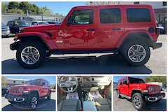 New 2020 Jeep Wrangler UNLIMITED SAHARA 4X4 Sport Utility for sale in Harlan, KY