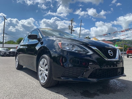 Featured Used 2019 Nissan Sentra S Sedan for Sale in Big Stone Gap  VA