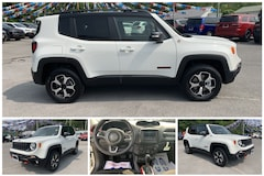 New 2019 Jeep Renegade TRAILHAWK 4X4 Sport Utility for sale in Harlan, KY