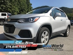 Used 2017 Chevrolet Trax LT SUV 3GNCJPSB5HL266539 for sale in Harlan, KY