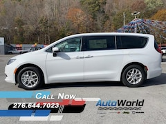 New 2020 Chrysler Voyager LX Passenger Van for sale in Harlan, KY