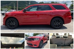 New 2018 Dodge Durango GT RALLYE AWD Sport Utility for sale in Harlan, KY