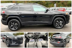 2020 Jeep Cherokee ALTITUDE 4X4 Sport Utility For Sale in Big Stone Gap, VA  | Auto World Chrysler Dodge Jeep