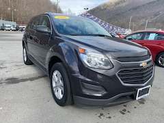 Used 2016 Chevrolet Equinox LS SUV for sale in Harlan, KY