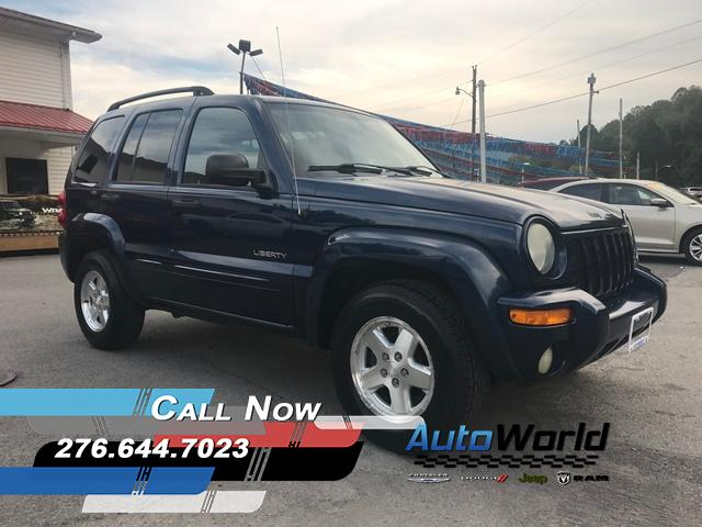 Used 2004 Jeep Liberty Limited Edition SUV In Harlan, KY