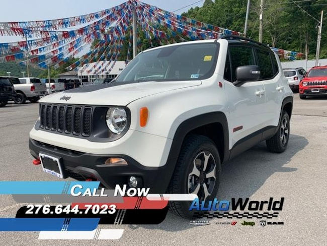 Jeep Renegade Trailhawk For Sale >> New 2019 Jeep Renegade Sport Utility For Sale In Big Stone Gap Va Near Kingsport Tn Harlan Ky Whitesburg Ky Pikeville Ky