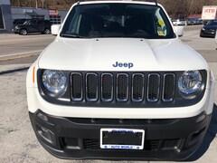 New 2018 Jeep Renegade LATITUDE 4X4 Sport Utility ZACCJBBB3JPJ04382 for sale in Harlan, KY