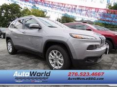 New 2018 Jeep Cherokee Latitude SUV Big Stone Gap, VA