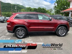 New 2019 Jeep Grand Cherokee LIMITED 4X4 Sport Utility for sale in Harlan, KY