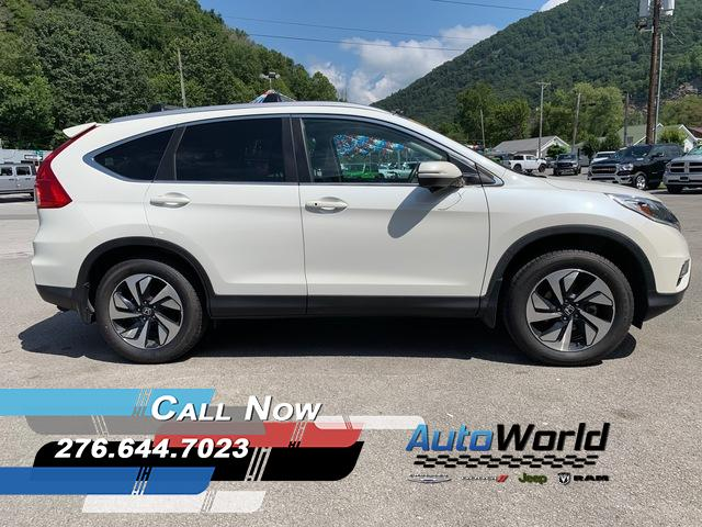 Featured Used 2016 Honda CR-V Touring AWD SUV for Sale in Big Stone Gap  VA