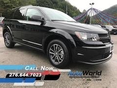 New 2018 Dodge Journey SE AWD Sport Utility for sale in Harlan, KY