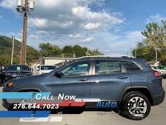 2020 Jeep Cherokee LATITUDE FWD Sport Utility For Sale in Big Stone Gap, VA  | Auto World Chrysler Dodge Jeep