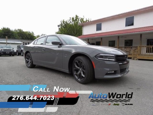 New 2018 Dodge Charger R/T RWD Sedan in Harlan, KY