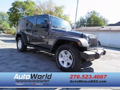 2017 Jeep Wrangler Unlimited Unlimited Sport SUV