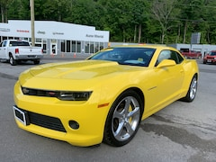 Used 2015 Chevrolet Camaro LT w/2LT Coupe 2G1FF1E38F9240633 for sale in Harlan, KY