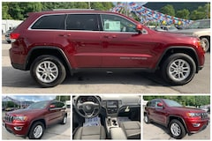 New 2019 Jeep Grand Cherokee LAREDO E 4X4 Sport Utility for sale in Harlan, KY