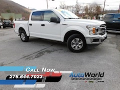 Used 2019 Ford F-150 For Sale in Big Stone Gap, VA  | Auto World Chrysler Dodge Jeep