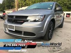 2018 Dodge Journey SE AWD Sport Utility