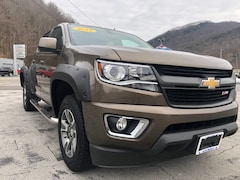 Used 2015 Chevrolet Colorado Z71 Truck Crew Cab for sale in Harlan, KY