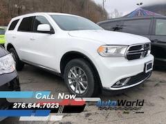 New 2018 Dodge Durango SXT PLUS AWD Sport Utility for sale in Harlan, KY