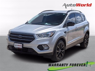 Used 2018 Ford Escape SE SUV For Sale in Cleburne, Texas