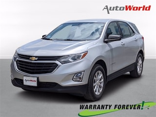 Used 2018 Chevrolet Equinox LS SUV For Sale in Cleburne, Texas