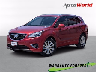 Used 2019 Buick Envision Essence SUV For Sale in Cleburne, Texas