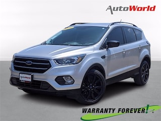 Used 2018 Ford Escape S SUV For Sale in Cleburne, Texas