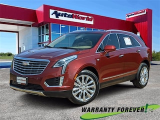 Used 2017 CADILLAC XT5 Platinum SUV For Sale in Cleburne, Texas