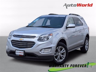 Used 2017 Chevrolet Equinox LT w/1LT SUV For Sale in Cleburne, Texas