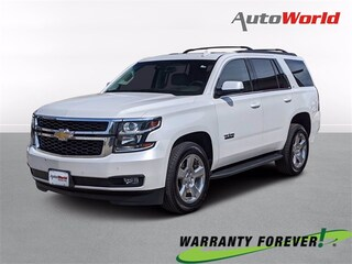 Used 2019 Chevrolet Tahoe LT SUV For Sale in Cleburne, Texas