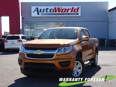 Used 2017 Chevrolet Colorado 2WD LT 2WD Crew Cab 128.3 LT for sale in Del Rio, Texas