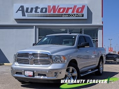 Used 2017 Ram 1500 Lone Star Lone Star 4x2 Crew Cab 57 Box in Eagle Pass, TX
