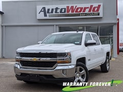Used 2017 Chevrolet Silverado 1500 LT LT 2WD Crew Cab 143.5 for sale in Del Rio, Texas