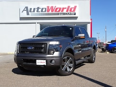 Used 2013 Ford F-150 FX4 for sale in Del Rio, Texas