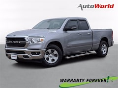 2020 Ram 1500 Big Horn/Lone Star Truck Quad Cab 1C6RREBG1LN333469 for sale in Eagle Pass, TX at Ram Country