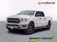 2020 Ram 1500 Tradesman Truck Crew Cab 1C6SRFNT7LN231125 for sale in Eagle Pass, TX at Ram Country