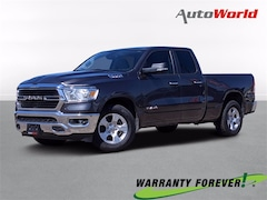 2020 Ram 1500 Big Horn/Lone Star Truck Quad Cab 1C6RREBT0LN274900 for sale in Eagle Pass, TX at Ram Country