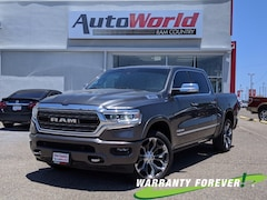 2019 Ram 1500 Limited Limited 4x4 Crew Cab 57 Box 1C6SRFHT9KN572049 for sale in Eagle Pass, TX at Ram Country