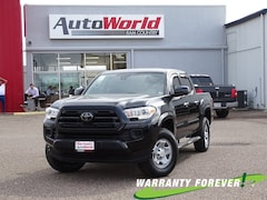 Used 2018 Toyota Tacoma SR SR Double Cab 5 Bed I4 4x2 AT for sale in Del Rio, Texas