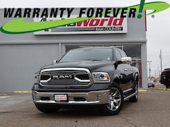 2017 Ram 1500 Limited Limited 4x2 Crew Cab 57 Box 1C6RR6PT7HS855771 for sale in Eagle Pass, TX at Ram Country