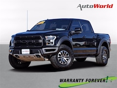 Used 2018 Ford F-150 Raptor Truck SuperCrew Cab for sale in Del Rio, Texas